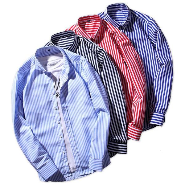 Fashion, Shirt, Long sleeved, Slim Fit