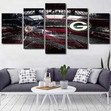 decoration, art, Football, Wall Art