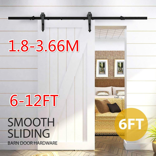 Steel, 6ftbarndoorhardware, Door, Closet