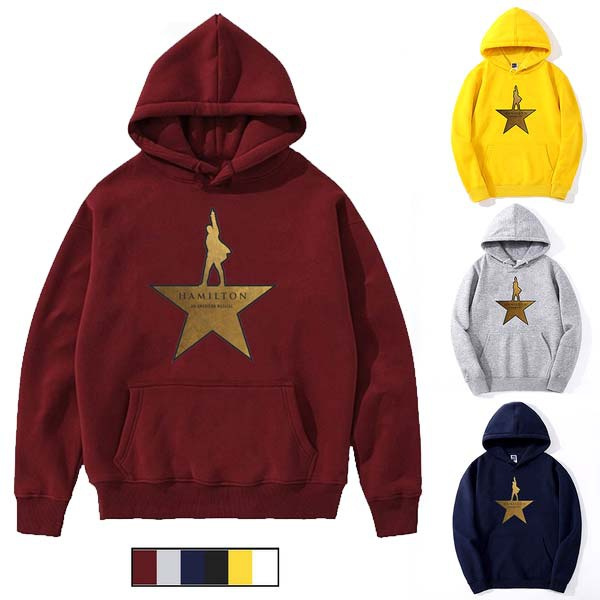 golden, Fashion, pullover hoodie, Tops