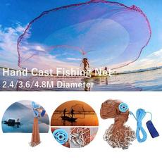 fishingnetcast, throwingfishingnet, fishingcast, fishinggear