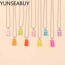 cute, Chain Necklace, Jewelry, Chain