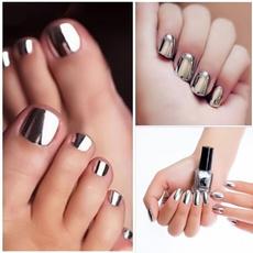 nail decoration, Fashion, Beauty, metallicnailpolish