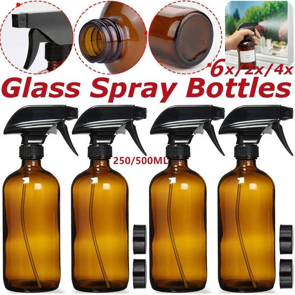 amber, emptyspraybottle, durablesprayer, Container