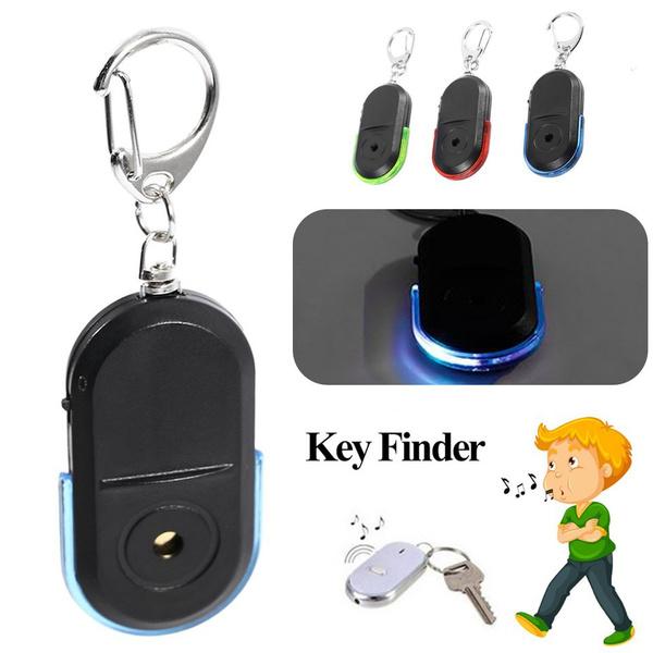 Control, whistlekeychain, antifingerprint, Key Chain