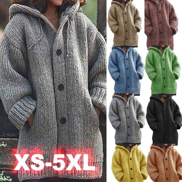 casual coat, cardigan, knit, Winter
