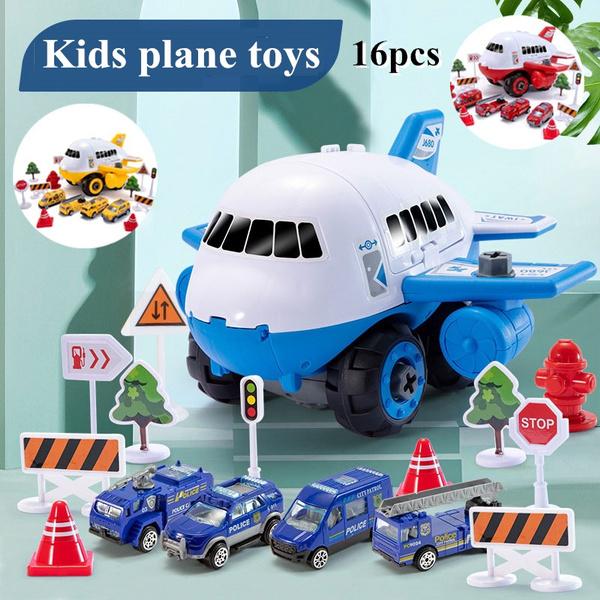 passengerplane, Toy, Children's Toys, Storage