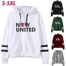 Clothes, hooded, printed, nowunitedhoodie