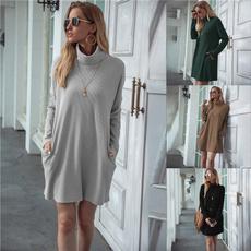 Fashion, Winter, ladies dress, Dress