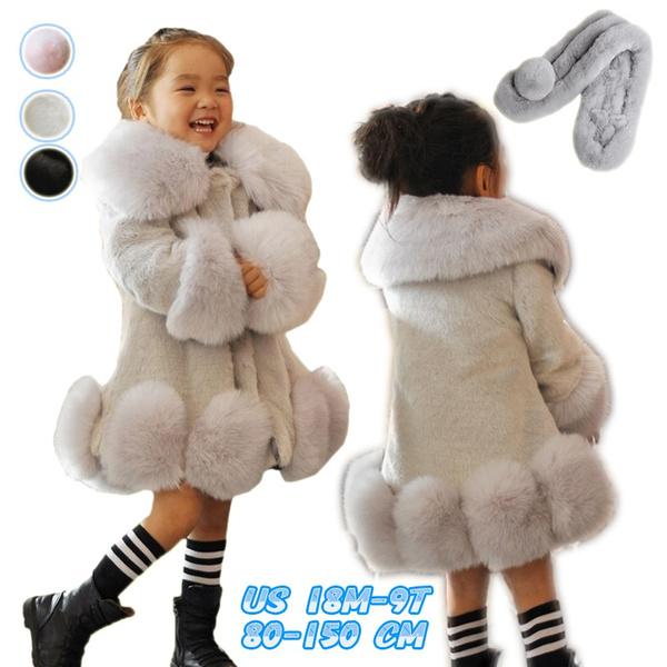 girlscoat, Fashion, fur, kidsfurcoatcoat