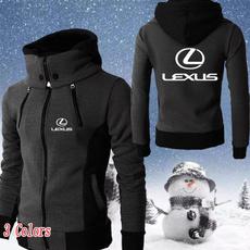Fashion, Winter, zipperjacket, Coat