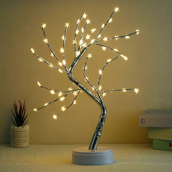Bonsai, Night Light, livingroomlight, roomlight