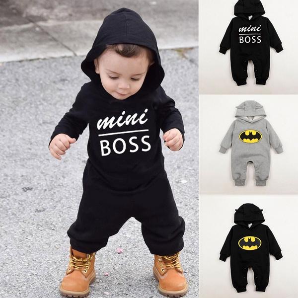 Boy, Infant, hooded, Mini