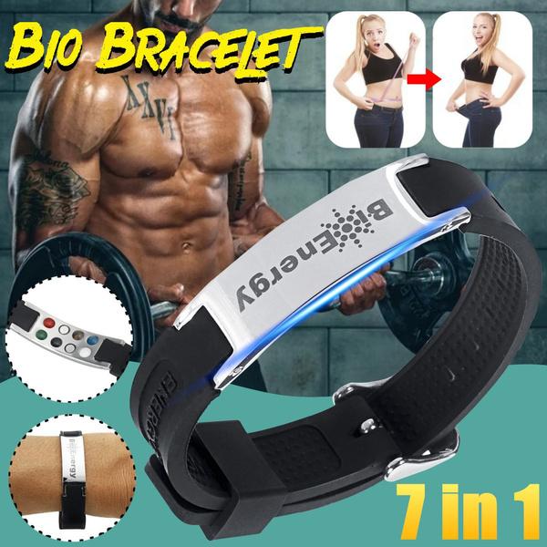 Men, therapybracelet, loseweight, magnetictherapybracelet