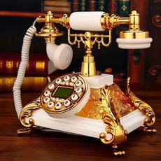 Antique, Home Decor, landlinetelephone, Home & Living