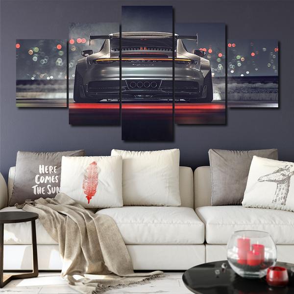 Decor, porsche911gt3, sofabackground, Home & Living
