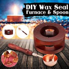 sealer, meltingfurnace, meltingspoon, waxsealkit