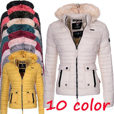 Down Jacket, Fashion, Winter, Sleeve
