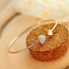 Charm Bracelet, Heart, Designers, Love