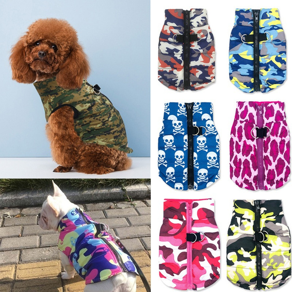 Clothes, padded, Pet Dog Clothes, Fashion