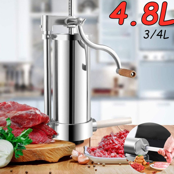 Steel, sausagestufferkit, Kitchen & Dining, sausagemaker