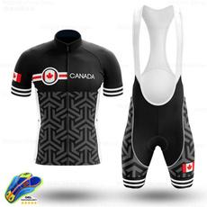 Canada, Set, Cycling, Fashion