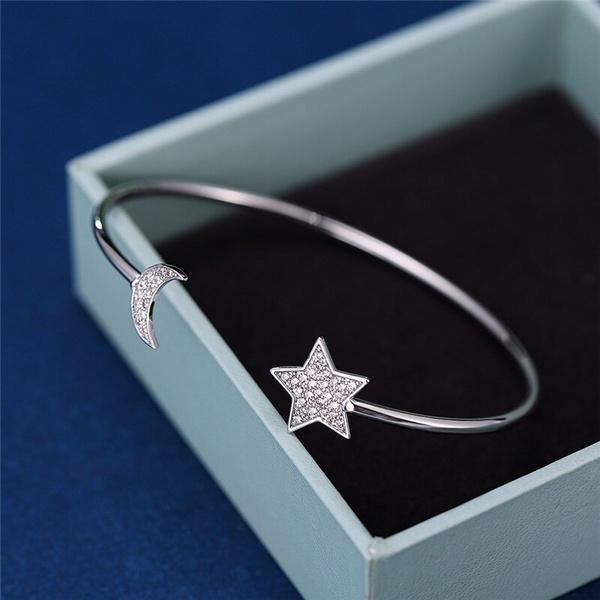 cute, Stone, Star, Jewelry