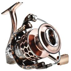 spinningreel, powerhandle, alloyspool, fishingspinningreel