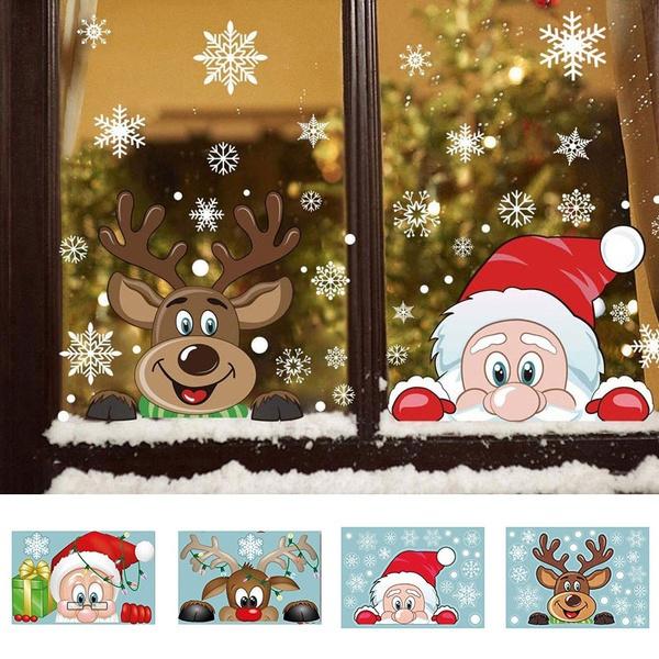 decoration, Computers, glasssticker, doorsticker