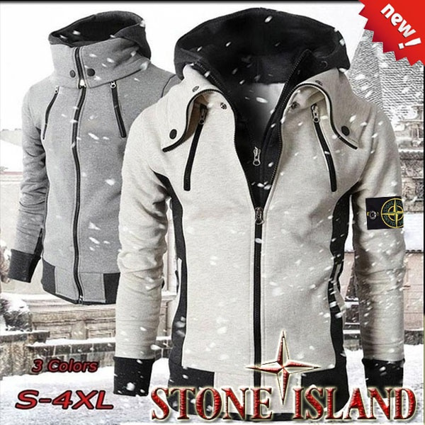 hooded, Winter, jacketskateboard, Jacket