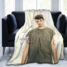 Fleece, antipilling, antiwrinkle, Blanket