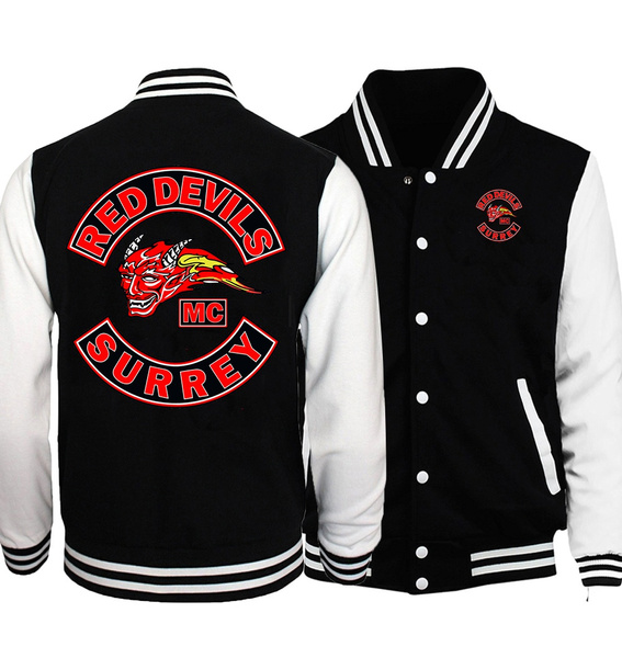 reddevilsmotorcycleclub, Casual Jackets, Fashion, Winter