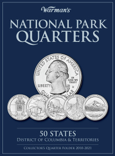 statequartercollecting, collectiblecoinfolder, antiquecollectiblereferencebook, Columbia