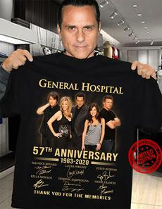 generalhospital57thanniversary, generalhospital, medicaltvserie, memoriesshirt