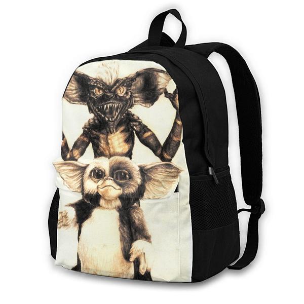 Fashion, gizmoandspikefromgremlinsadultbackpack, Laptop, Spike