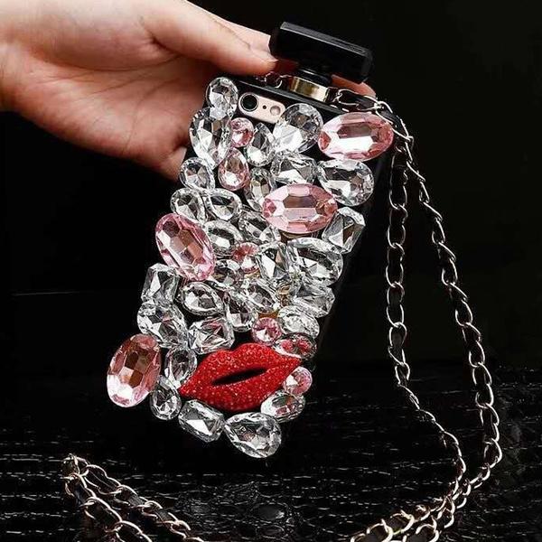 Mini, Crystal, Bling, Chain