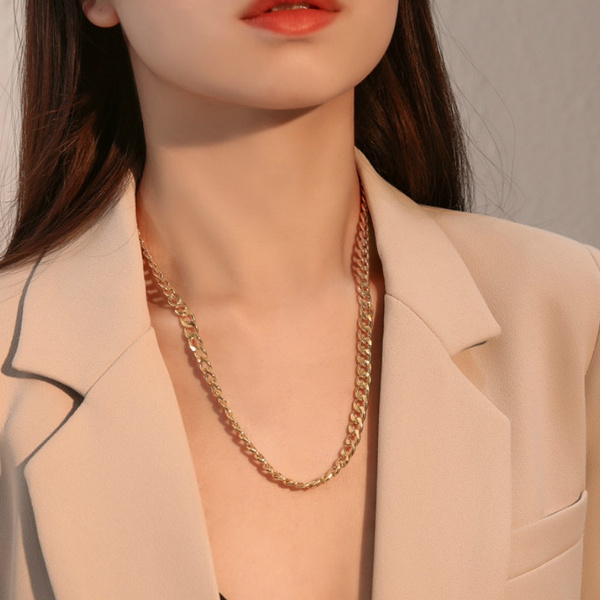 necklacechainandclasp, Chain Necklace, Fashion, Jewelry