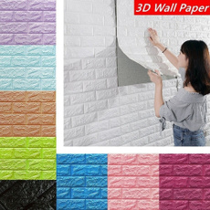wallpaper3d, wallpapersticker, Waterproof, walldecoration