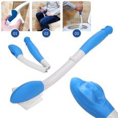 bottomwiper, selfwipeaid, longreachwiper, Plastic