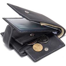 leather wallet, shortwallet, Shorts, men_wallet