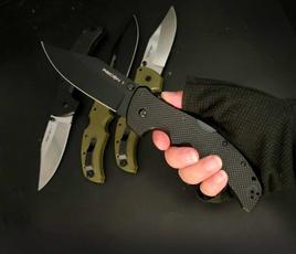 Steel, pocketknife, Outdoor, folidngknife