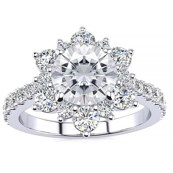 Gifts For Her, White Gold, DIAMOND, Jewelry