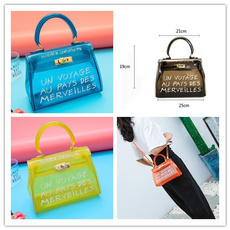 Fashion women's handbags, jellybag, Fashion, Messenger Bags