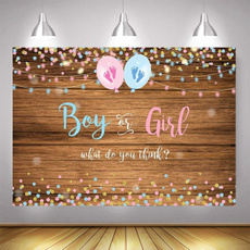 genderrevealbanner, babyshowerparty, babyshowerdecoration, genderrevealparty