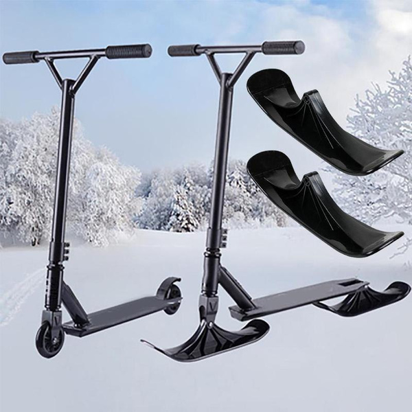 Outdoor, scooterpart, skisled, skiboard