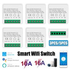 Mini, lights, smartswitch, Home & Living