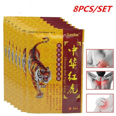 painreliefpatch, Tiger, painplaster, Chinese