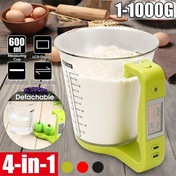 Kitchen & Dining, Scales, Capacity, Cup
