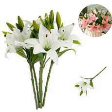 callalily, Декор, Відпочинок на природі, fakeflowersilkbouquet