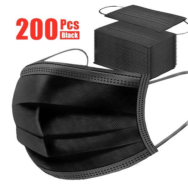 antipm25, Fashion, black, n95protectivemask